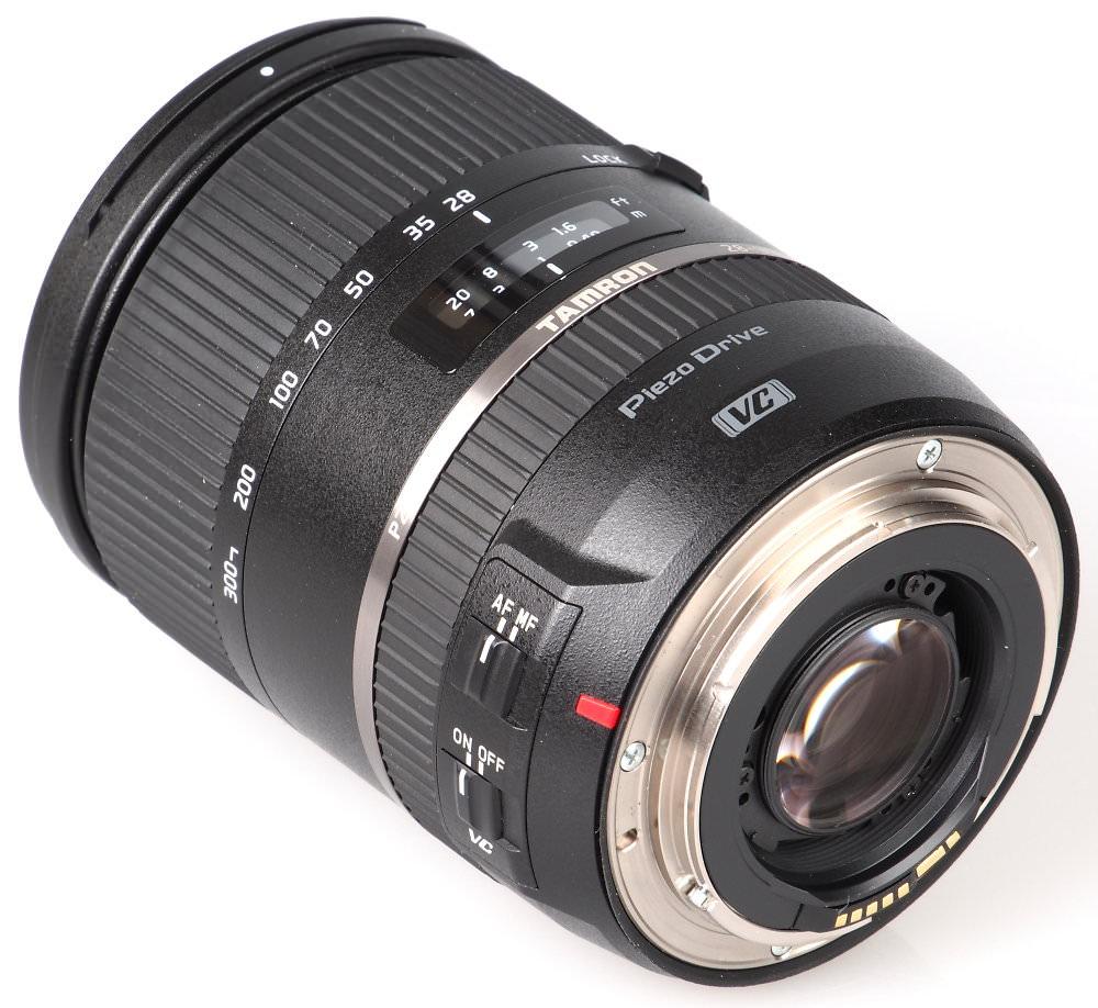Tamron 28 300mm PZD Di Lens (3)