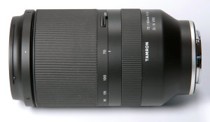 Tamron 70-180mm f/2.8 Di III VXD Hands-On First Look