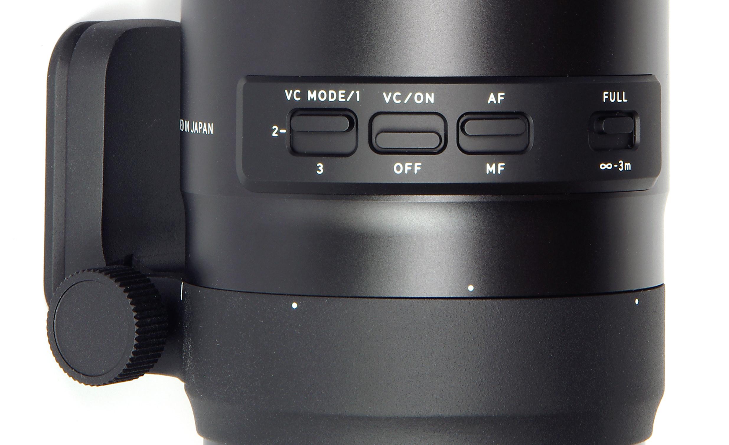 Tamron SP 70-200mm f/2.8 Di VC USD G2 (A025) Review ...