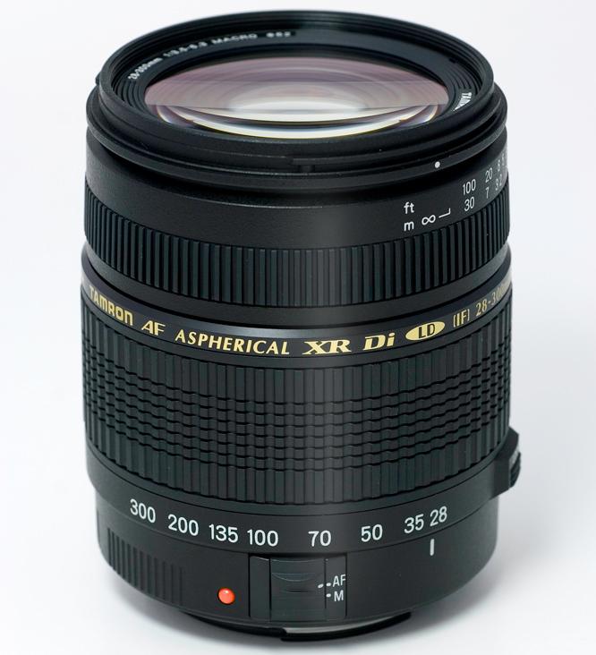 Tamron AF 28-300mm f/3.5-6.3 XR Di VC LD Aspherical [IF] Macro Lens
