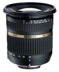 Tamron AF10-24mm f/3.5-4.5 Di LD II Apsherical Macro main image