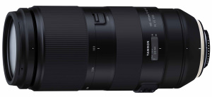 Tamron Announce 100-400mm VC Lens