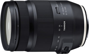 Tamron Announce New Portrait Zoom Lens In USA