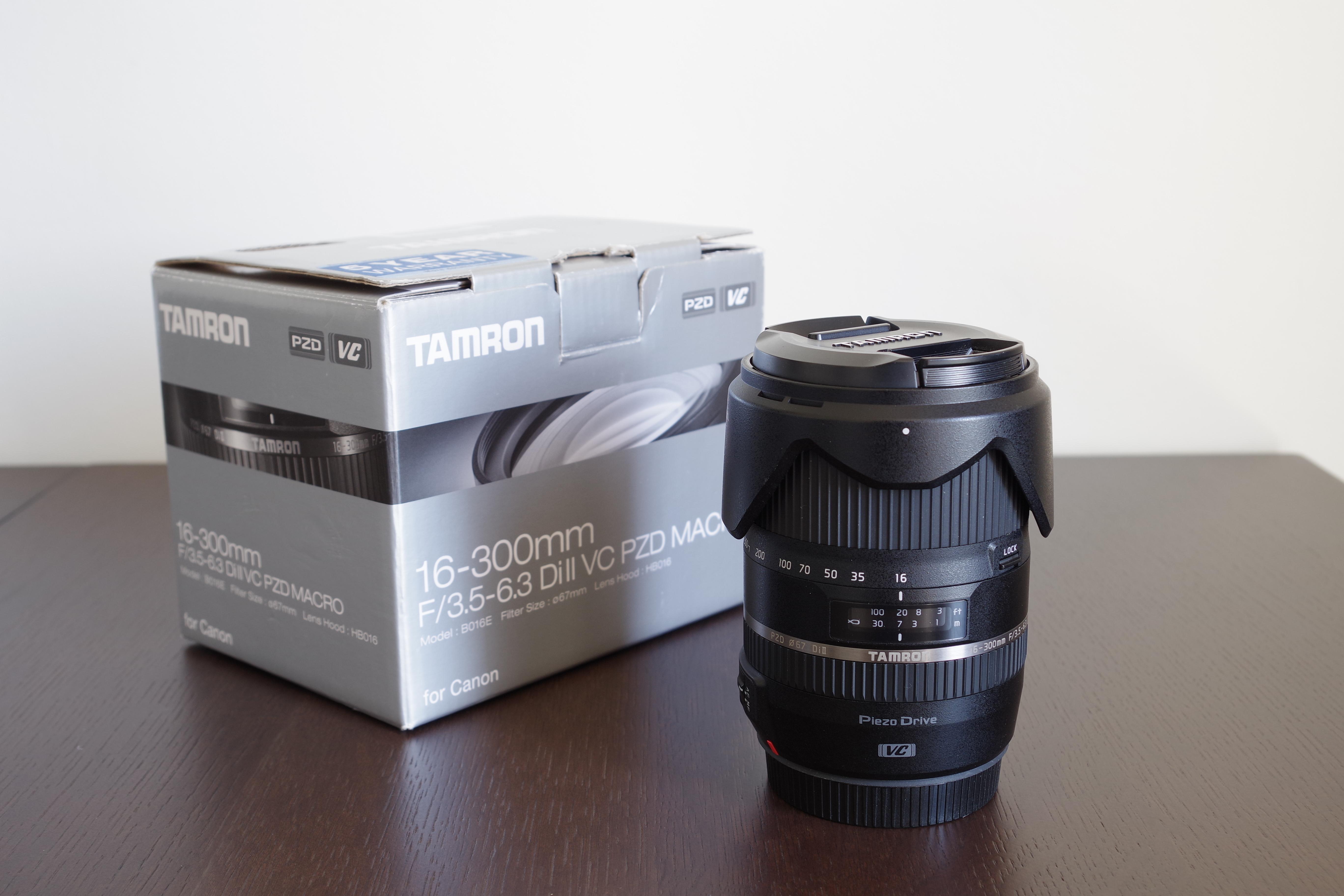 tamron blog 5 reasons for choosing the 16 300mm f 3 5 6 3 di ii vc pzd macro lens. Black Bedroom Furniture Sets. Home Design Ideas