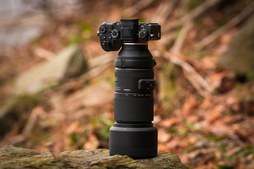 Tamron 150 500mm F5 6