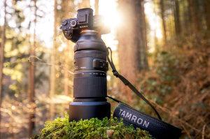 Tamron Introduce 150-500mm F/5-6.7 Di III VC VXD Lens