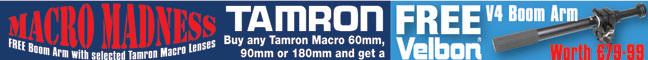 tamron macro madness