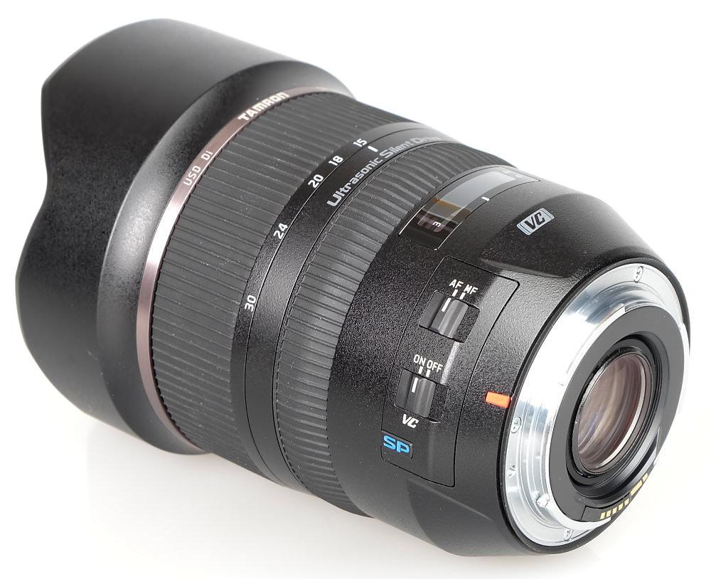 Tamron SP 15 30mm F 2 8 DI VC USD Lens (8)