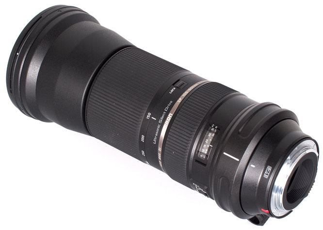 Tamron SP 150 600mm F5 6 3 Di VC USD (9)