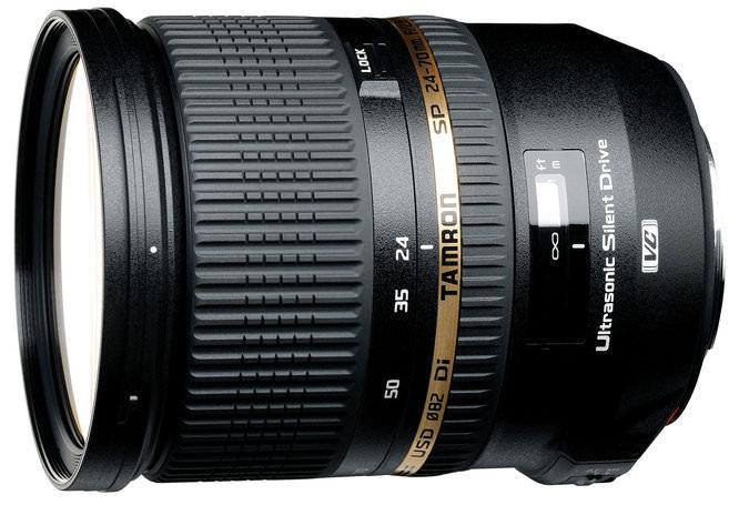 SP 24-70mm F/2.8 VC USD