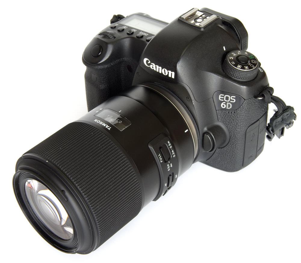 Tamron Sp 90mm F2,8 Macro On Canon 6D