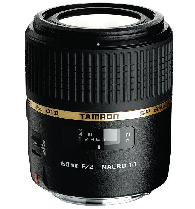 Tamron SP AF 60mm f/2 DiII Macro 1:1