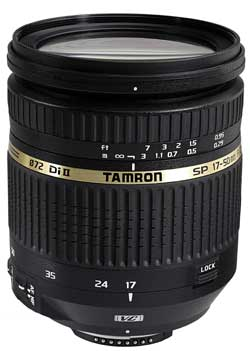 Tamron SP AF17-50mm F/2.8 XR Di II VC LD Aspherical [IF]