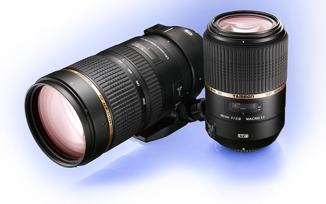 Tamron lens winners