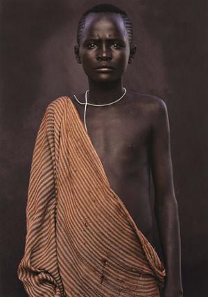Malega Surma Boy Ethiopa by Mario Marino