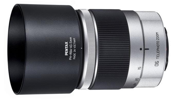 Pentax 06 Telephoto 15-45mm Zoom