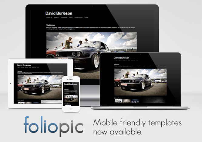 foliopic mobile