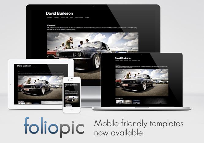 foliopic mobile