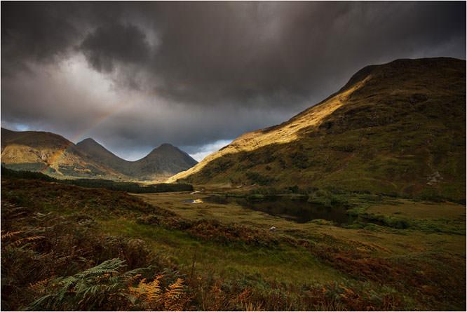 Glen Etive Rainbow