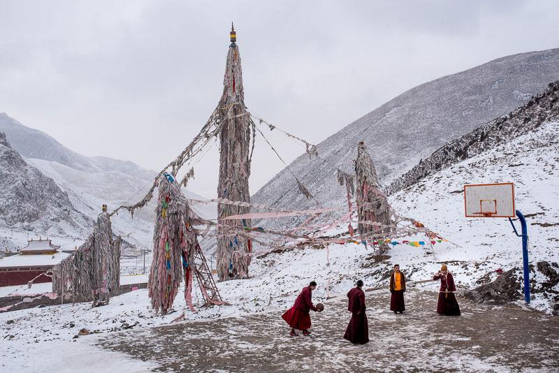 The Plateau, Tibet