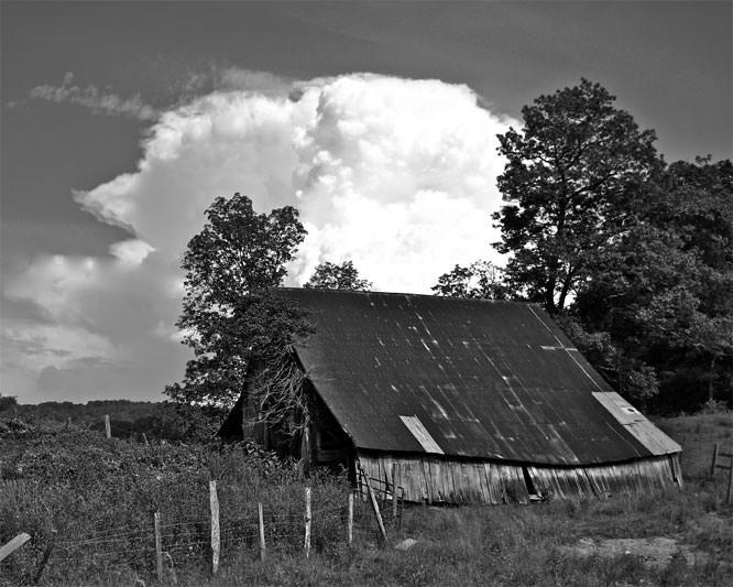 Tobacco Barn North Carolina