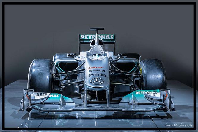 Petronas Mercedes