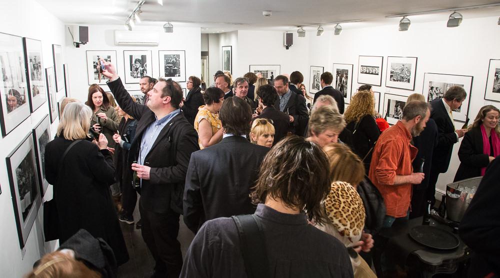 David Magnus exhibition