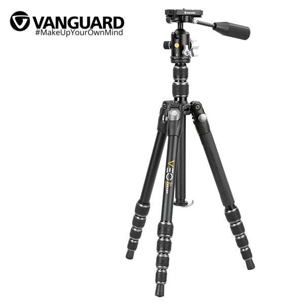 New Vanguard VEO 3T Travel Tripod Series