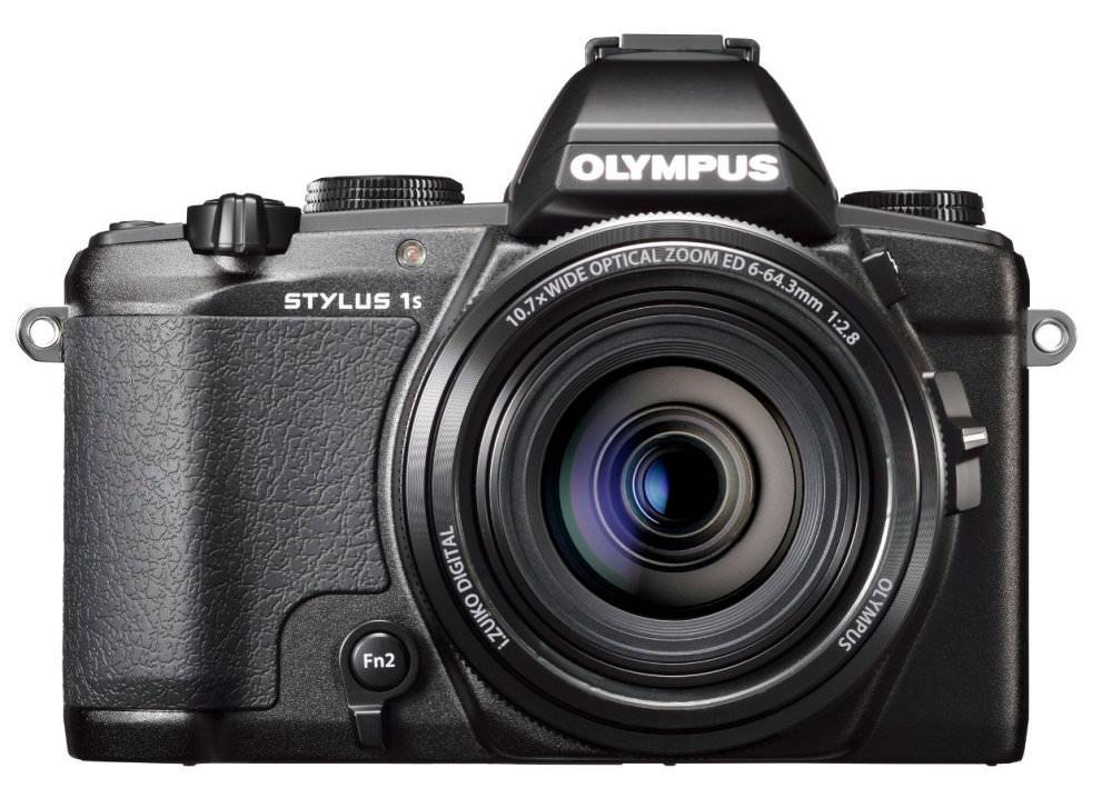Olympus Stylus 1s Front