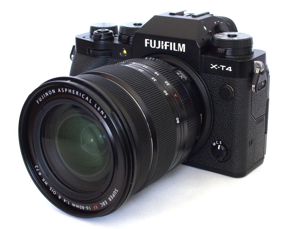 Fujifilm XT4 Black (1)