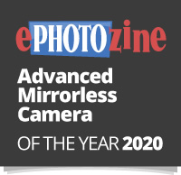 Advanced Mirrorless of the Year 2020