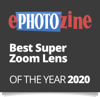 Super Zoom Lens of the Year 2020