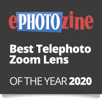 Telephoto Zoom Lens of the Year 2020