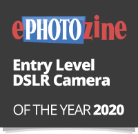 Entry DSLR of the Year 2020