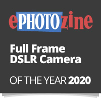 Full-Frame DSLR of the Year 2020