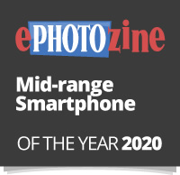Mid-range smartphone of the year 2020