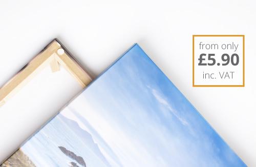Canvas printing deals
