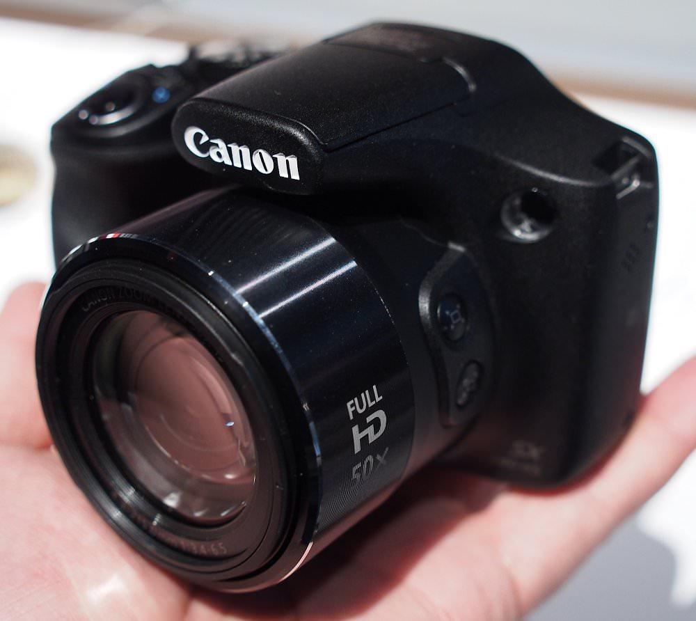 Canon Powershot SX540 (2)