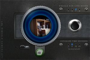 LoL Pinhole Camera for iPhone