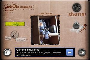 retro camera iphone app