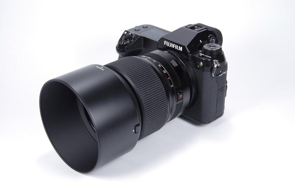 Fujifilm Fujinon GF 80mm f/1.7 R WR