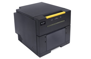 The CP-M15 Is A New Cost-Effective Printer From Mitsubishi
