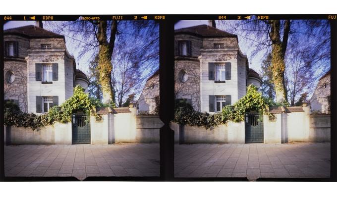 MINUTA STEREO - A Stereoscopic Pinhole Camera: Images