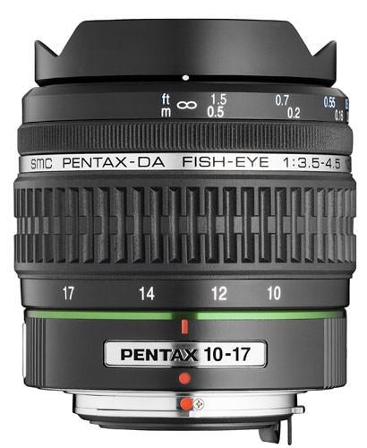 10-17mm fisheye