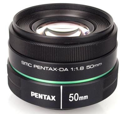 Pentax DA 50mm