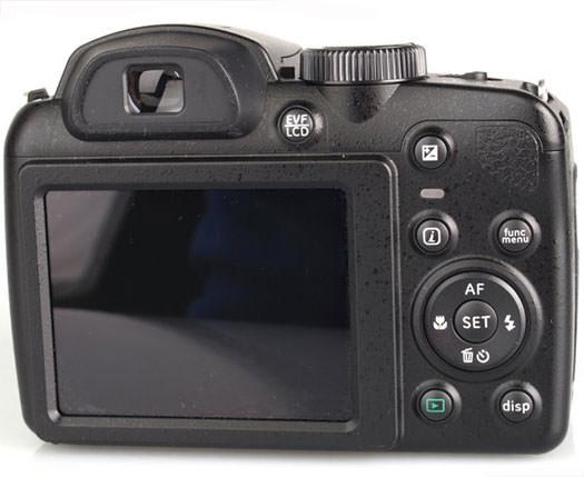 GE X600 back