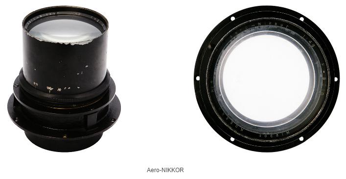 Aero Nikkor lenses