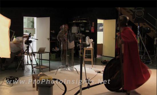 Simon Plant - Making of Gabriel - in the studio
