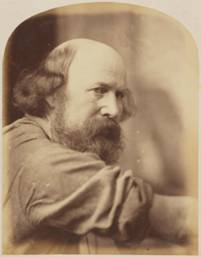 Oscar Rejlander's self-portrait