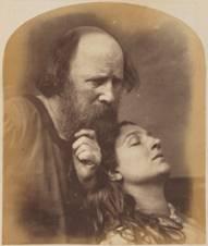 Oscar Rejlander; Mary Rejlander (nee Bull)